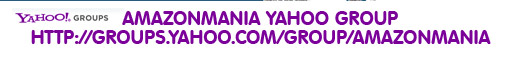 yahoo group amazonmania